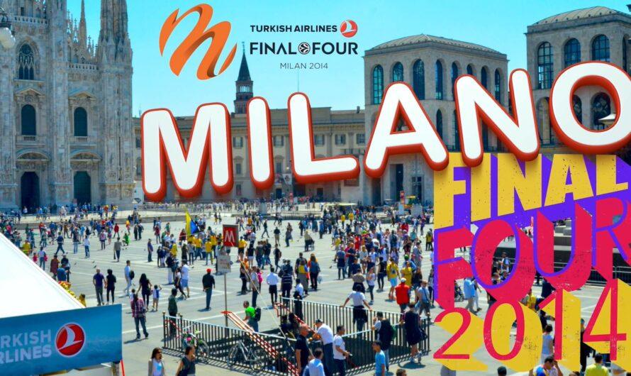 🇮🇹 Euroleague Final Four 2014 Milano