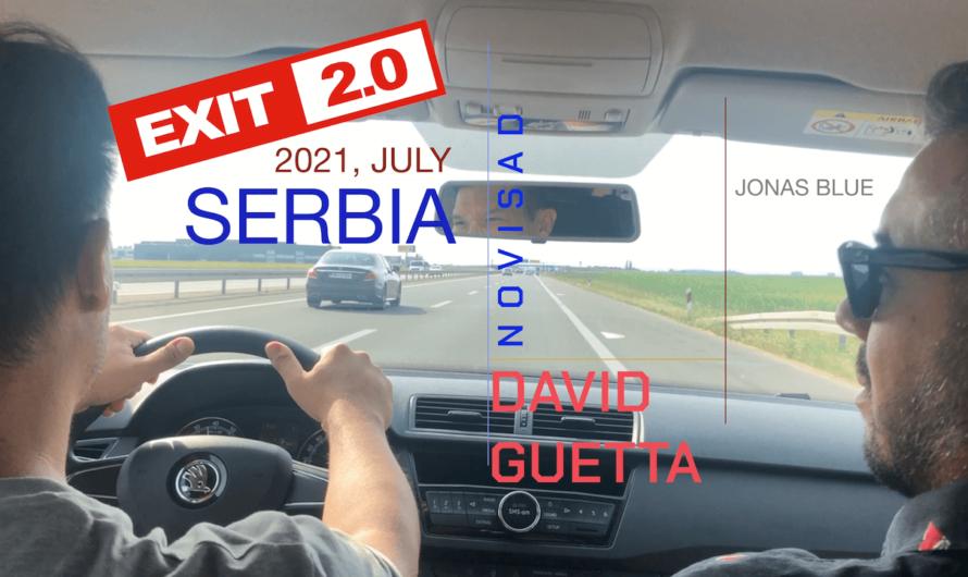🇷🇸 Exit Fest – Belgrade – Novi Sad – Sırbistan – David Guetta