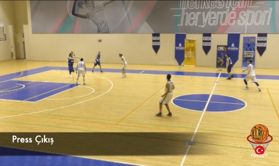 Novo Nordisk Basketbol Takımı Maç Analizi – CBL