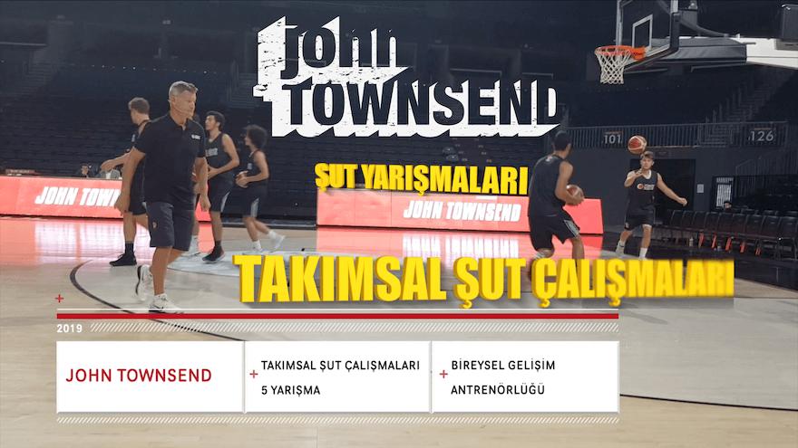 Takımsal Şut Drilleri ve Şut Yarışmaları – John Townsend