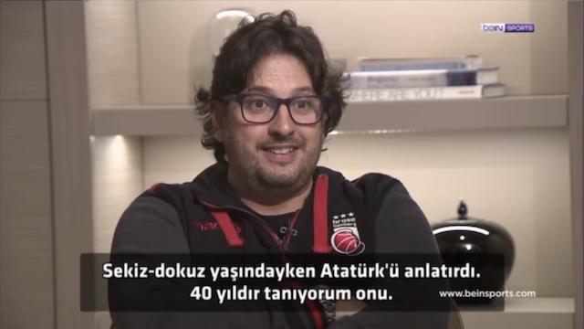 Trinchieri; Atatürk'ü ve Türkiye'yi 40 yıldır tanıyorum
