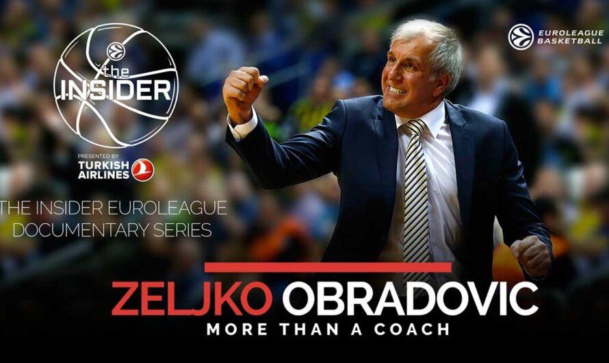 Zeljko Obradoviç : Bir koçtan daha fazlası / More than a Coach