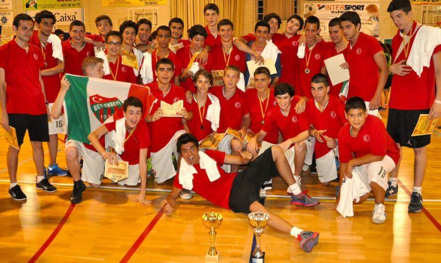 🇪🇸 BARCELONA BASKETBOL KAMPI 2013 – Uluslararası Altyapı Kulüpleri Şampiyonası